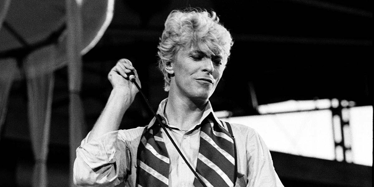David Bowie Eddy Mitchell
