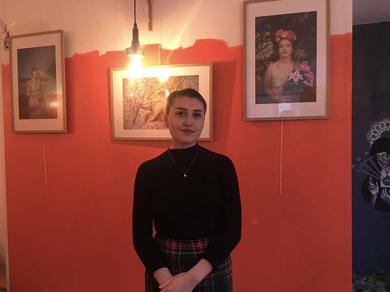 Charlotte Szczepaniak exposition à la Ressourcerie Lille