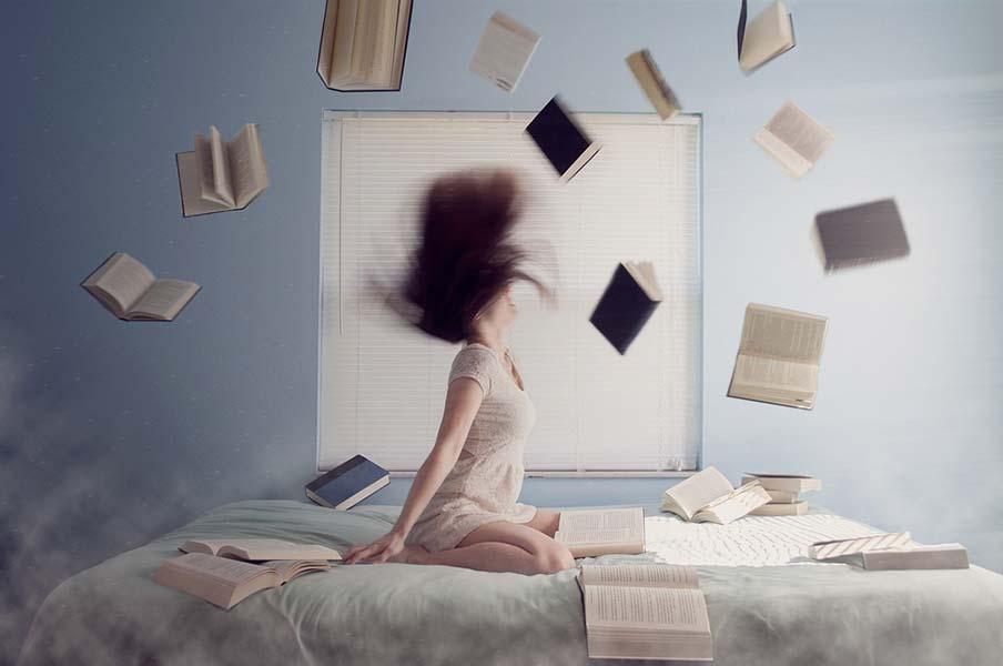 5 livres à lire sous la couette