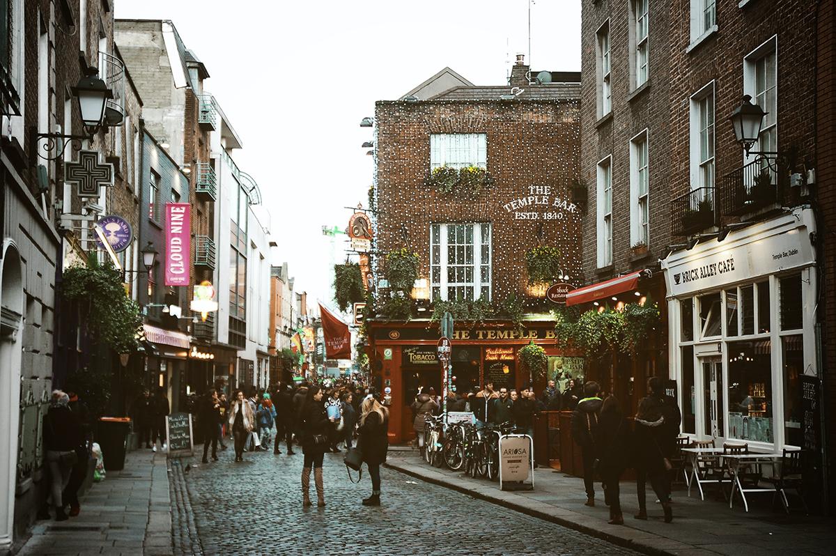 Séjourner en Irlande, périple d'une touriste