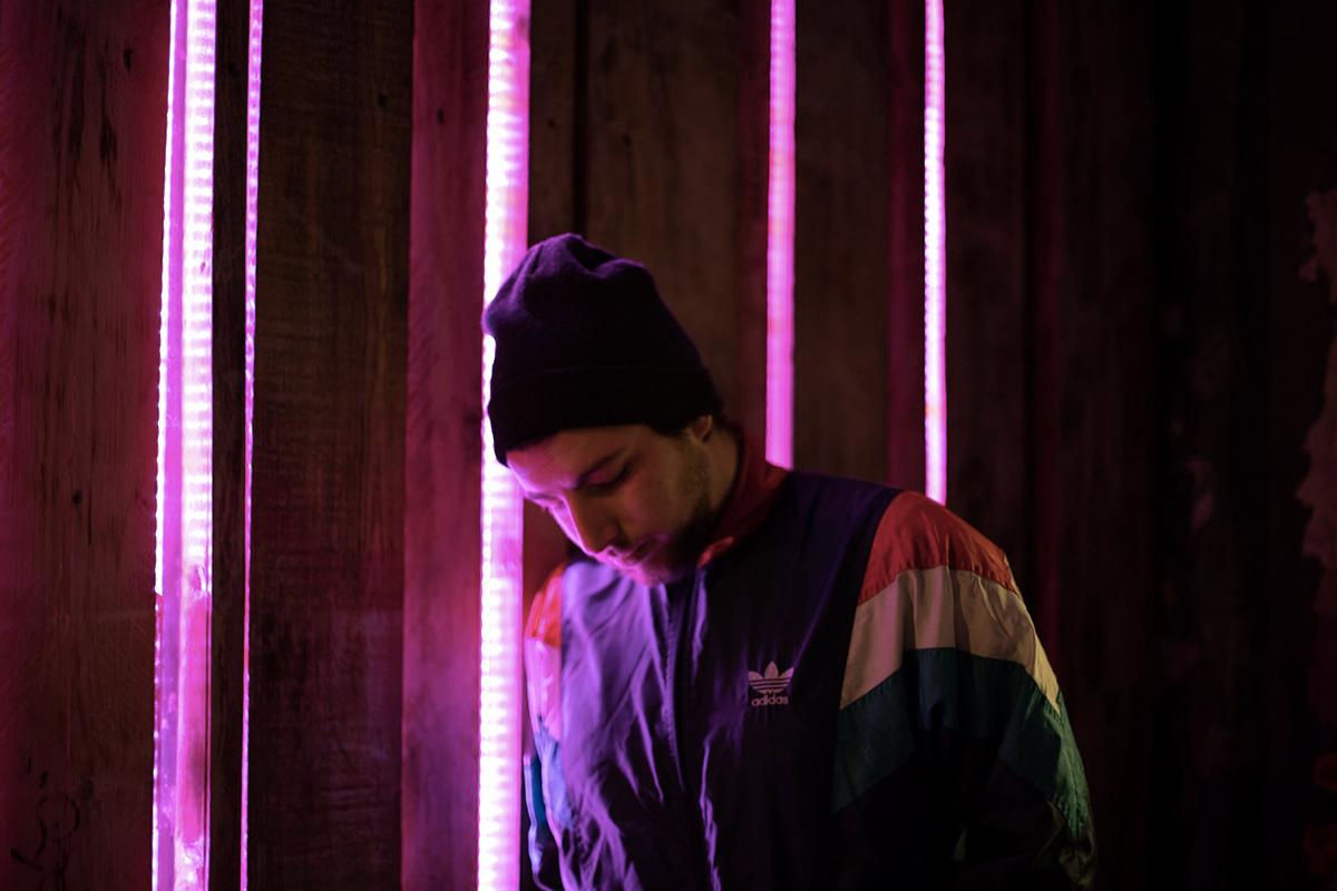 Maxime Raux sort son deuxième EP «Nuit»!