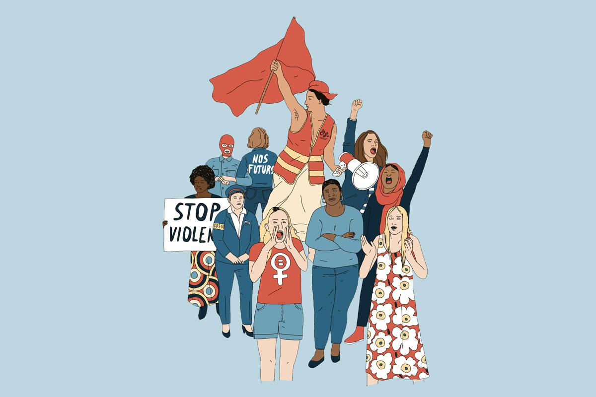 Podcasts: du féminisme dans vos oreilles
