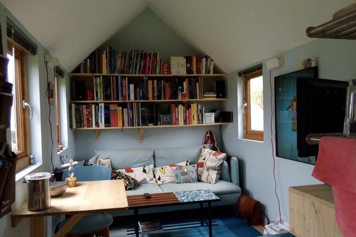 Les Tiny House : qu'avons nous à gagner à vivre dans moins de 15 mètres carré ?