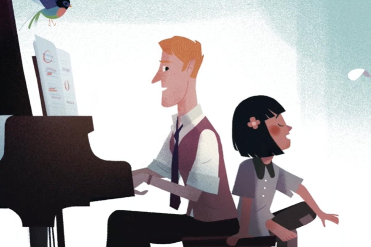 Rencontre avec Tim Dup, pianiste, soldat, père, aventurier d'un conte