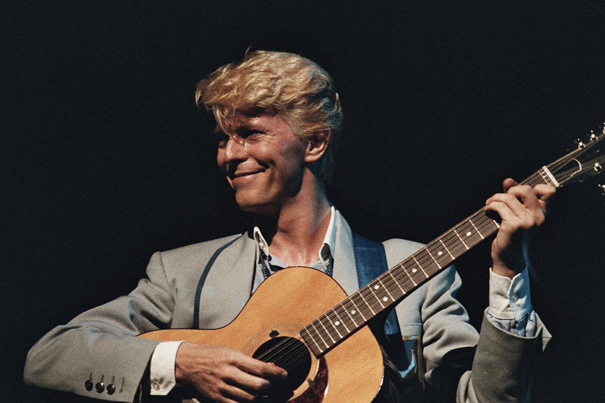 Entretien avec Jérôme Soligny : «David Bowie, c'est un monde»