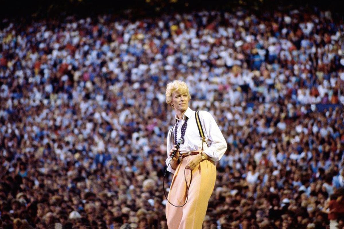 Il y a cinq ans, David Bowie rejoignait les étoiles