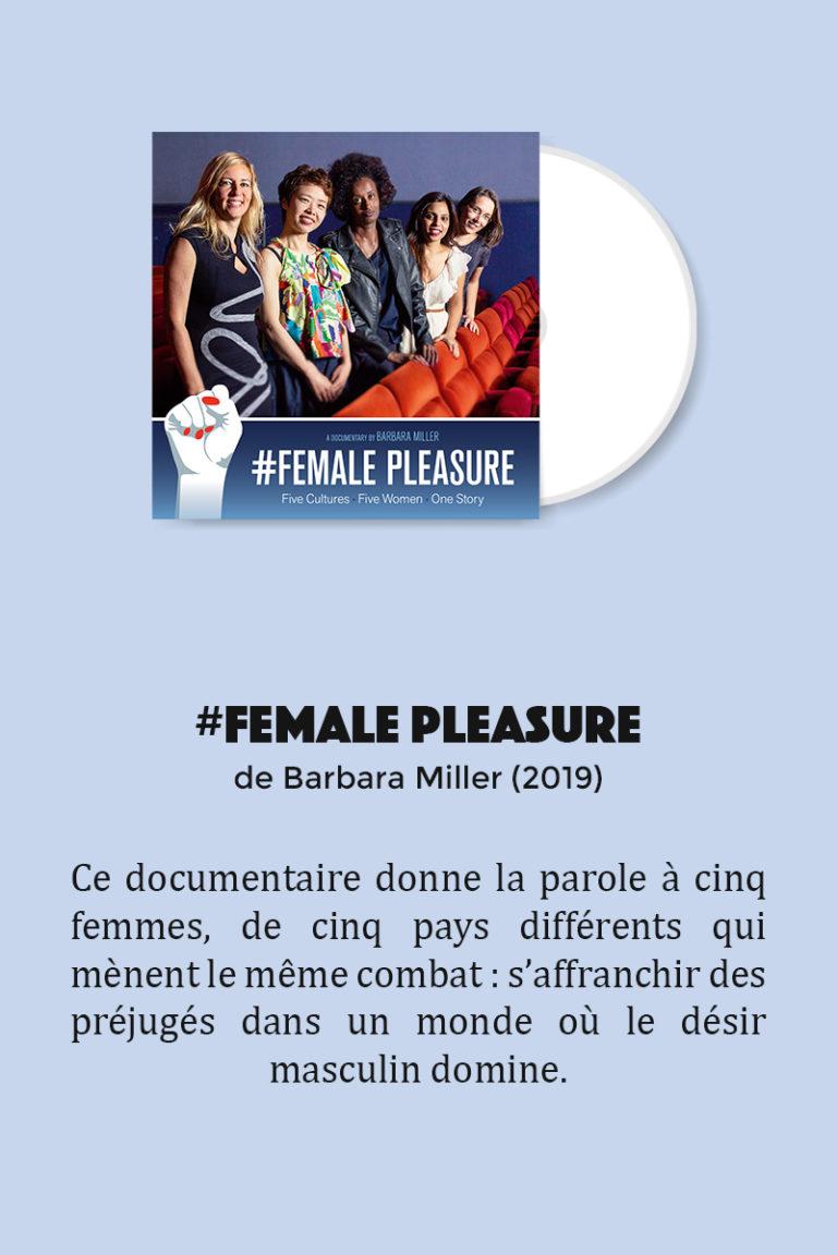 #FEMALEPLEASURE