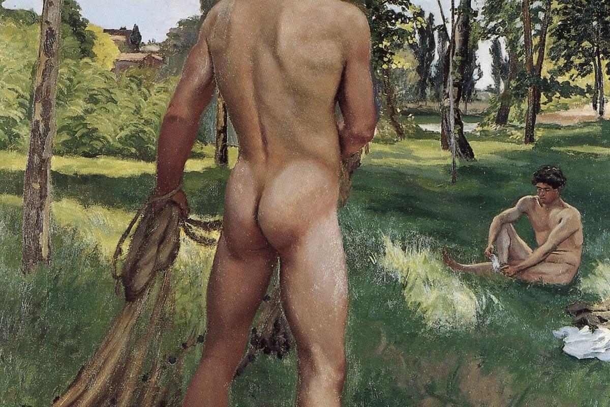 Où sont les corps masculins érotisés ?