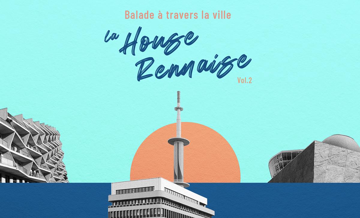 La House Rennaise, projet artistique et solidaire d'une Rennes qui s'engage