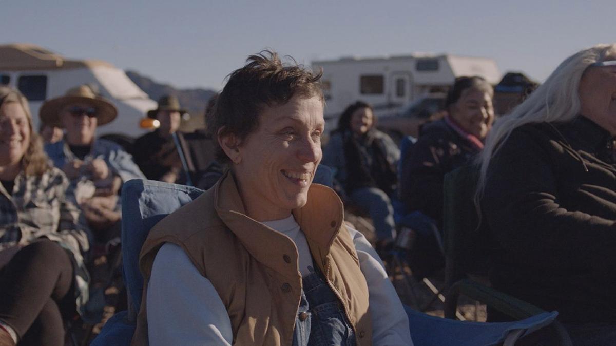 On a vu Nomadland de Chloé Zhao, l'Oscar du meilleur film