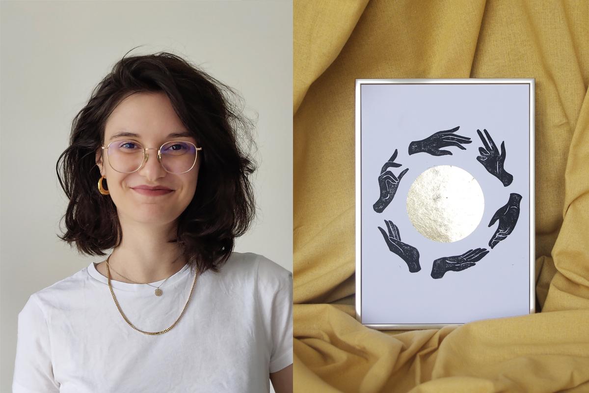Dans la tête de… #41 : Lucie Trillat, designeuse graphique