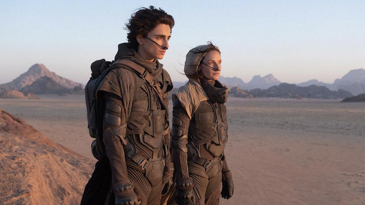 Balade sur les Dune(s) : Retour sur Dune, de Denis Villeneuve